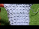 Простой узор для вязания свитера, джемпера, юбки, шапки Вязание спицами