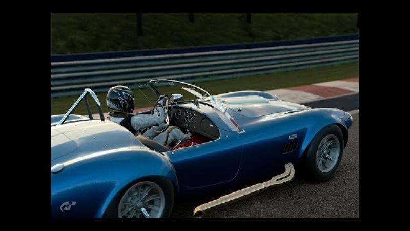 GT SPORT PSVR Cobra 427'66