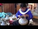Alfareras Shipibo de la selva del Perú
