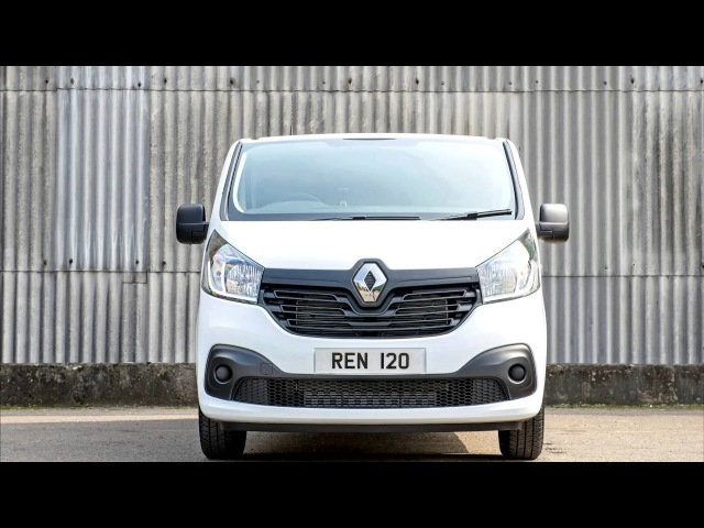 Renault Trafic Refrigerated Van by Coolkit '2014