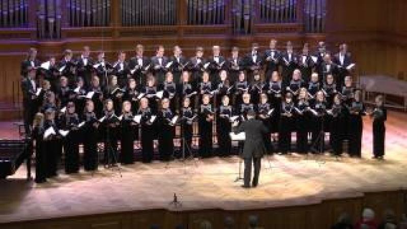 Вик. КАЛИННИКОВ - Концерт для хора «Камо пойду от духа Твоего»