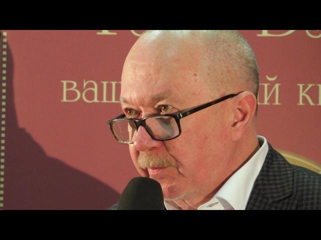 Денис Драгунский в книжном магазине Библио-Глобус 18.03.2018 (2)