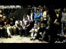Person To Person Minsk 02.2011 Battle Popping Final Lexx vs. Well-D