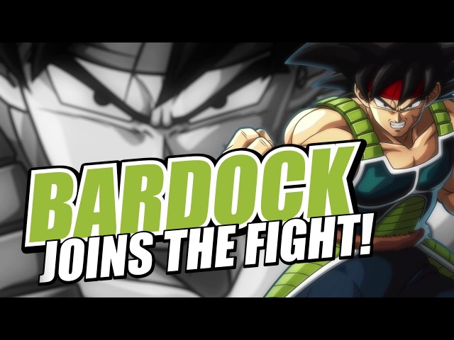 DRAGON BALL FighterZ - Bardock Character Trailer   X1, PS4, PC