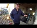 🏘 Строим гараж, день 79 Развариваем каркас для плиты перекрытия подвала
