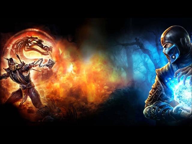 Syndrome Mortal Kombat [Hard Trance Techno Remix]