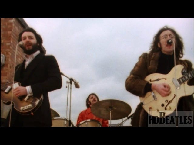 The Beatles - Don't Let Me Down [Apple Studios, Savile Row, London, United Kingdom]