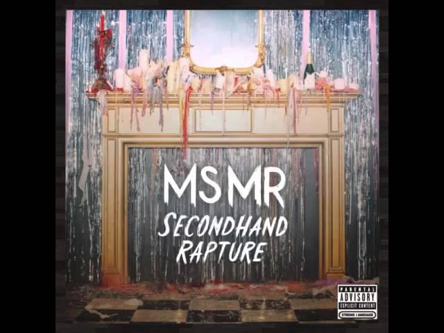 MS MR - BTSK