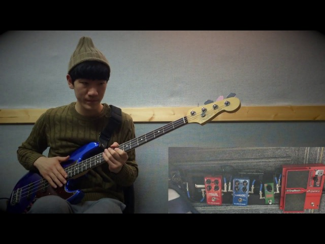 Time(inception o.s.t) Bass.ver [Ditto looper/ hall of fame/ flash back/ bmc/ whammy bass강재훈