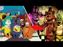 4 References to Five Nights at Freddy's in cartoons 4 Referencias a FNAF en caricaturas