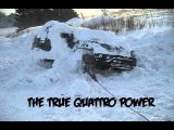 AUDI QUATTRO Q7, RS6, A4, A6 ALLROAD Towing Capabilities