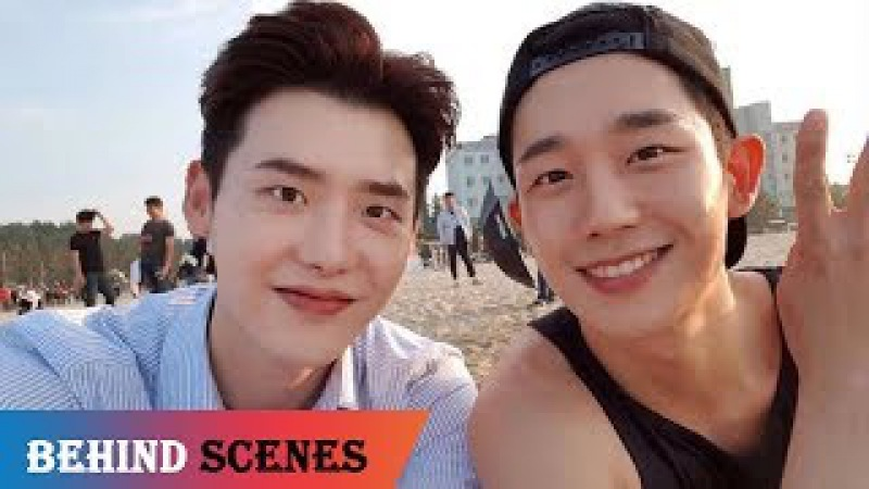 While You Were Sleeping Behind The Scenes Suzy Lee Jong Suk 당신이 잠든 사이에