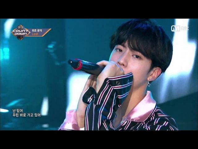 [FULL HD] LOST - BTS COUNTDOWN