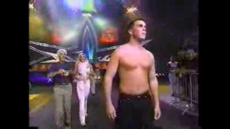 WCW Nitro 5 24 99 David Flair vs El Dandy