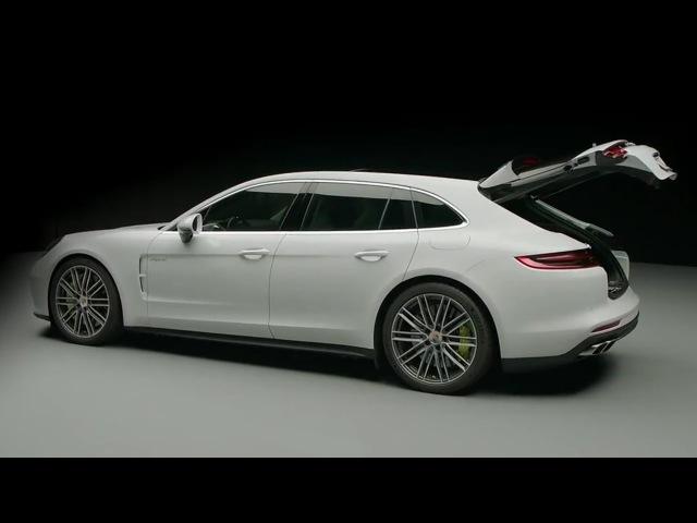 2018 Porsche Panamera Sport Turismo In-Depth Look - Design, Performance, Features