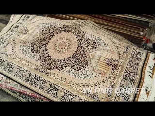Oriental Rug Auction Hand Knotted Pakistan Carpet