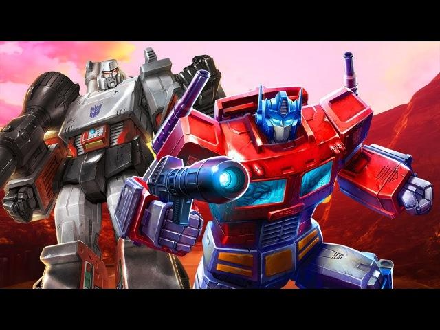 Transformers. Combiner wars. Трансформеры. Войны Гештальтов (2016). Серия 4 — Незабытый