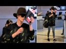 Charlize Theron Stunning At LAX, Despite Her Modesty