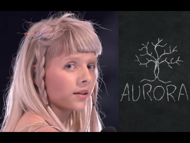 AURORA - It Happened Quiet [New Masterpiece]subt.lyrics Nidaros Cathedral 02112017