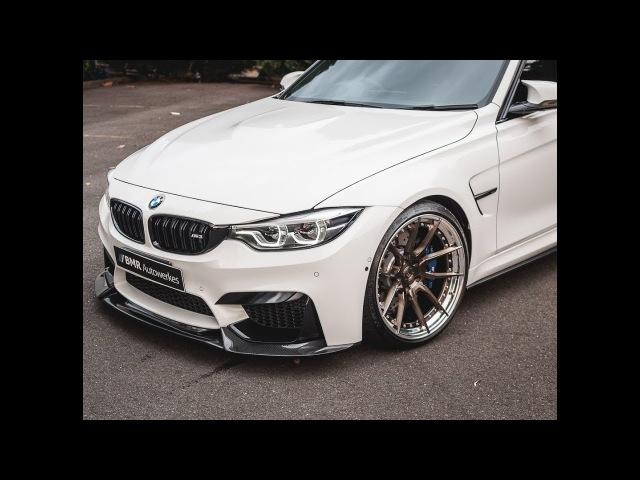 Fully modified BMW M3 F80 LCI II 2 build video