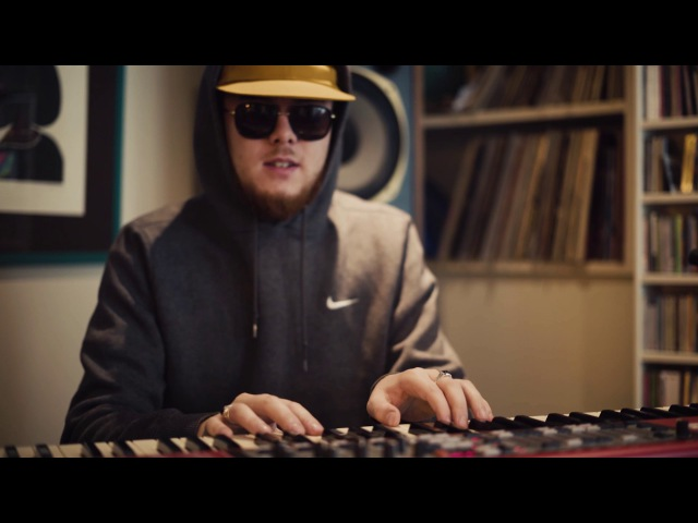 Yussef Kamaal - Calligraphy Brownswood Basement Session