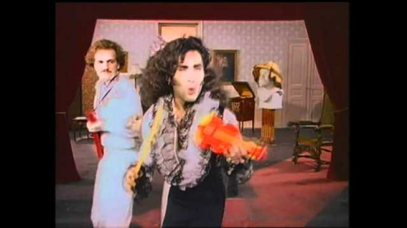 Army Of Lovers - Ride the bullet (version 3) - Official Video