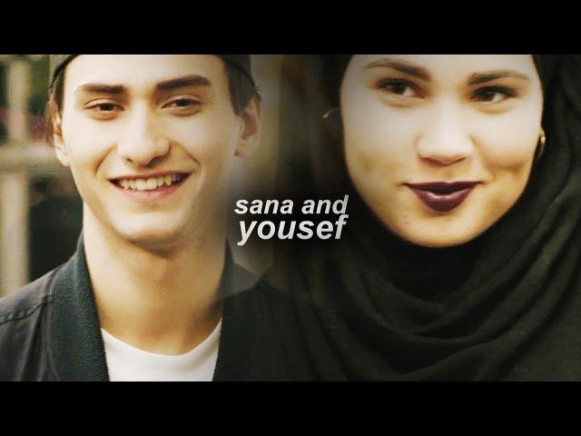 Сана и Юсеф Sana Yousef неделимыми SKAM СТЫД