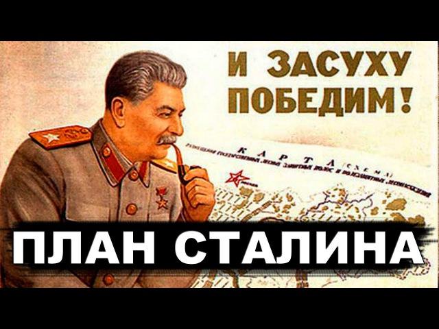 Как Сталин спас всю экологию СССР. План преобразования природы Советского Союза