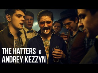 THE HATTERS photoshoot backstage by Andrey Kezzyn
