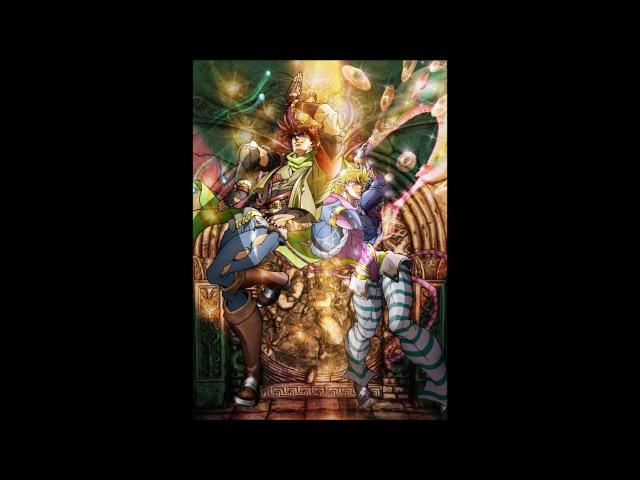 「Welcome To The World」 - JoJo's Bizarre Adventure OST