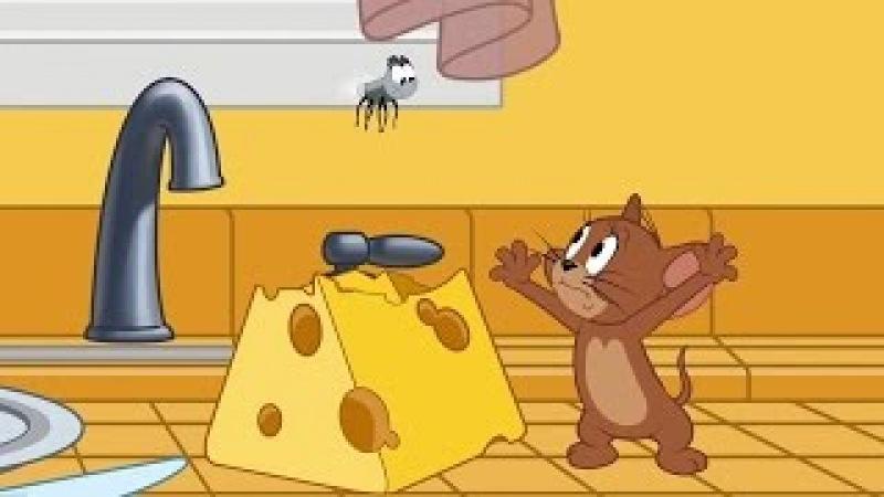 Tom and Jerry Show I love Cheese-Saya Suka Keju