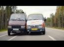 Везучий случай 2017 - car chase scene