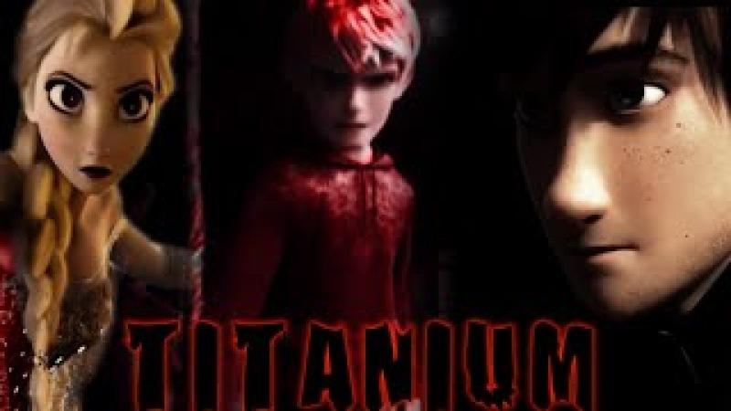 Evil Jelsa~ Titanium *Part 2* ft Hiccup 1 000 Subs Special