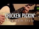 Chicken Pickin' Greg Koch Style