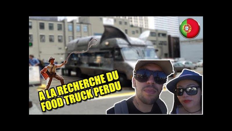 A LA RECHERCHE DU FOOD TRUCK PERDU ! LISBONNE J2 | EPISODE 11