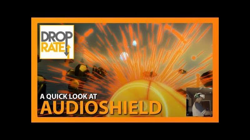 Quick Look: Audioshield (Windows Mixed Reality)