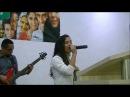 Allef e Samara com Min. de Louvor Sem Fronteiras