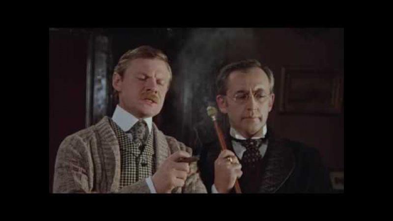 HD СОБАКА БАСКЕРВИЛЕЙ Приключения Шерлока Холмса и доктора Ватсона