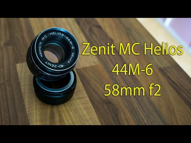 Zenit Helios 44M-6 58mm f2 an Sony a6000
