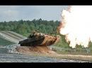 Т-90 СТРЕЛЯЕТ В ПРЫЖКЕ! Летающий танк на RAE 2015!