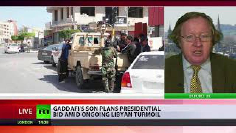 Gaddafi's son Saif seeks power in divided Libya despite no apparent power base