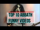 Top 10 Abbath Funny Videos