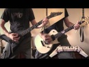 Metallica - Orion All Guitar Cover (Drum & Bass Backing Track)
