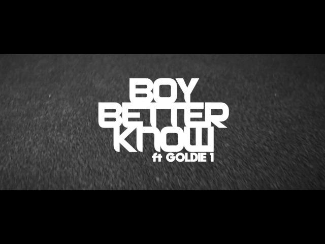 Boy Better Know Athlete Feat Goldie 1