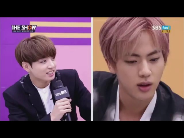 [Озвучка by Cara Linne] 161025 The Show News BTS 2 part