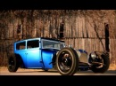 1927 Chopped Ford Model T Sedan Traditional Hot Rod SCTA FOR SALE