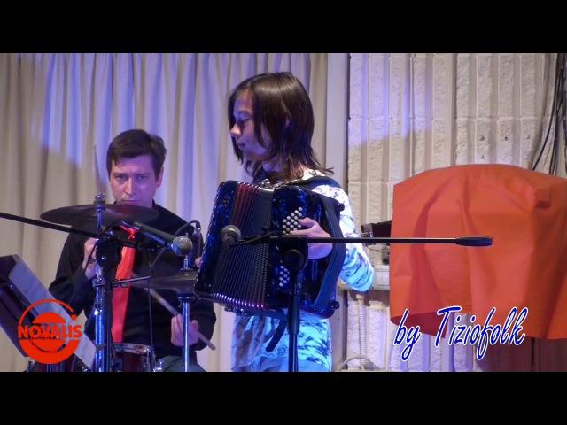 ARCOBALENO eseguito da PATRICK SBRIGHI al 8° Festival Fisarmonica CERVIA org LARICCHIA