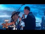ZZ Ward - Domino (Jimmy Kimmel Live)