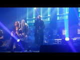 Raskasta Joulua 2017  Marco Hietala &amp Floor Jansen - Ave Maria @Pori Karhuhalli 25.11.2017