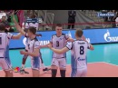 HD Fakel vs Zenit SPb 06 01 2018 Russia Superliga Men Volleyball 2017 2018